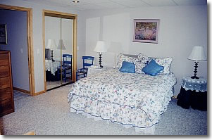 Loch Ness Guest Room